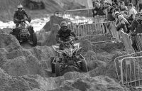 Stefan Murphy Quad Racing - Weston Beach Race Winner 2016
