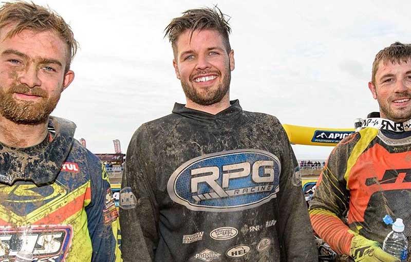 Stefan Murphy Quad Racing - Weston Beach Race Winner 2016